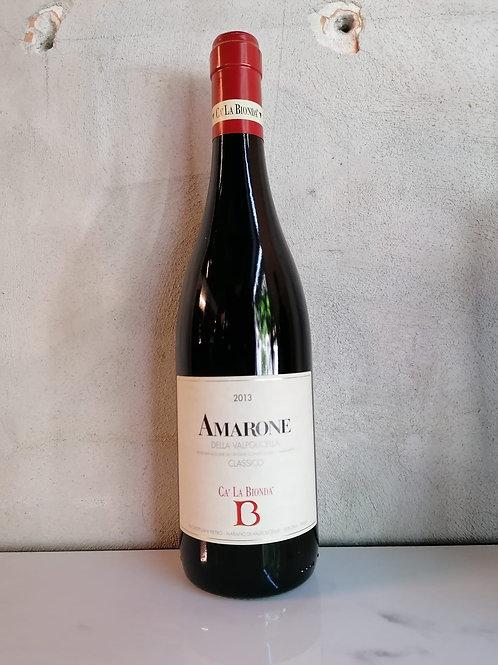 Amarone 2013 - Ca la Bionda