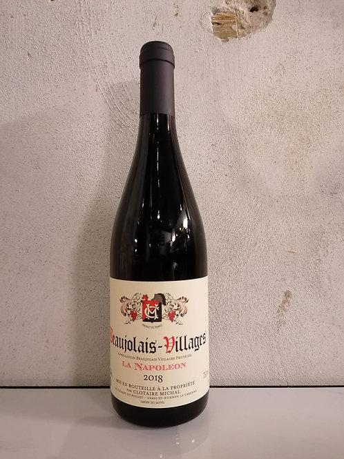 Beaujolais Villeges La Napoléon 2018 - Clotaire Michal
