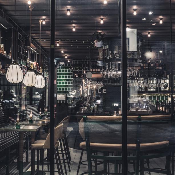 Restaurang - SOCIALE