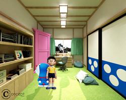 07 Doraemon Room