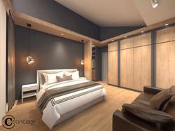 Masterbedroom OP1.2