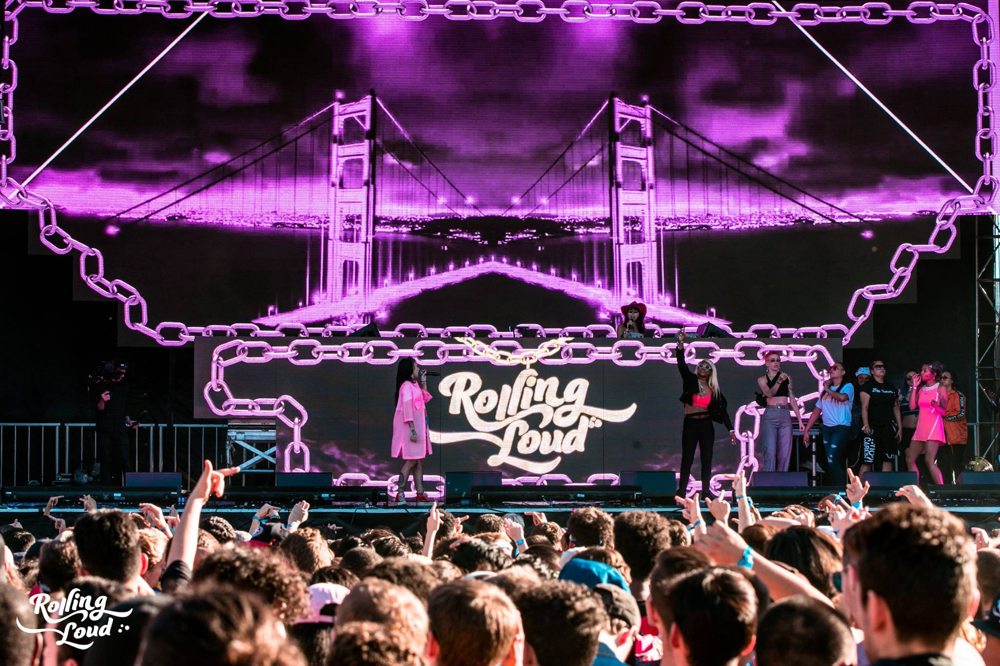 ROLLING LOUD BAY AREA 2017