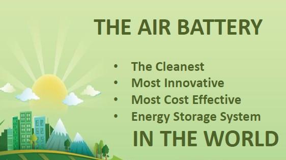 Development of the Modern Air Battery