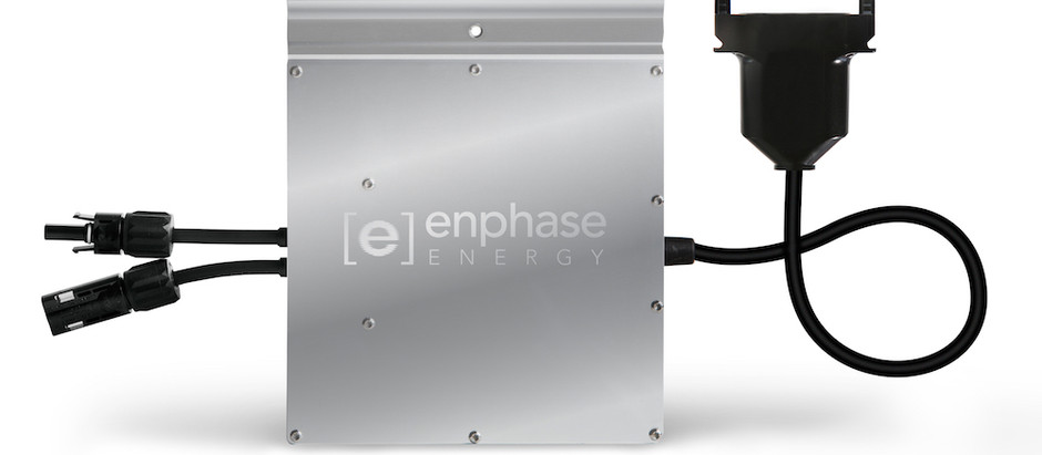 IN STEP WITH ENPHASE