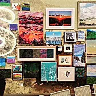 SLQ Peace and Quiet Exhibition