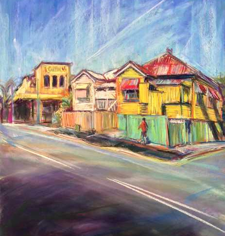 Streetscape: Caxton St Stayers
