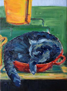 Casserole Kitty