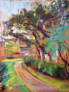 Urban Plein Air in New Farm Park