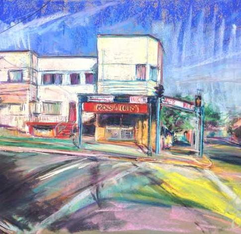 Corner Store Portrait: Mick's Nut Shop, West End. Sold
