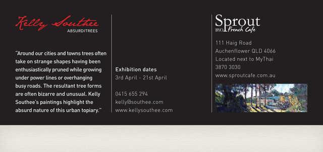 Absurditrees Exhibition 2013