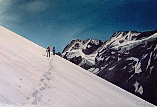 New Zealand Climbers