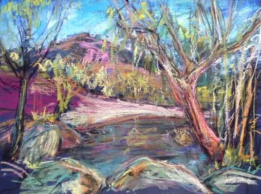Bald Rock Creek 2, Girraween