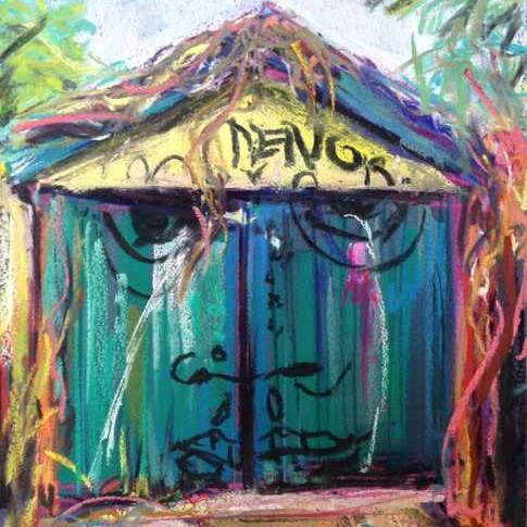 Grafitti Garage 1