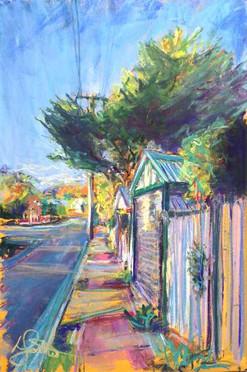 Morning Walk in Annerley