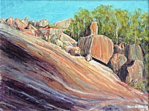 South Bald Rock Girraween