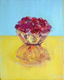 Reflected Magnificence 1: Raspberry Frangipane Tart