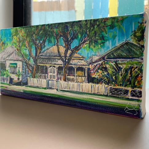 House Portrait: West End Worker's Cottage 2021