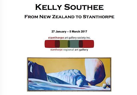 AAA Stanthorpe Art Show Jan 2017 Screen