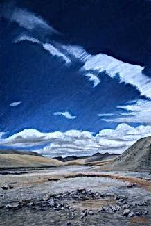 High on the Tibetan Plateau