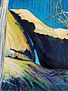 Sweeping Stone II