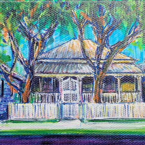 House Portrait Commission: West End