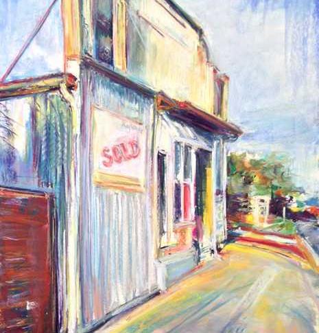 Corner Store Portrait: City View General Store. Sold