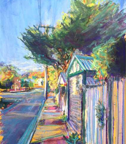 Streetscape: Morning Walk in Annerley