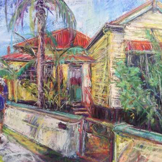 South Brisbane House Portrait