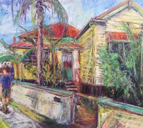 South Brisbane House Portrait