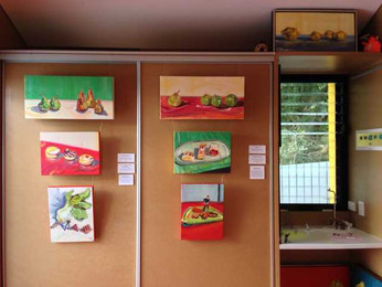 Gallery 'Food wall'