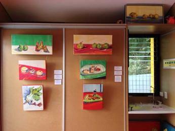 Gallery 'Food wall'