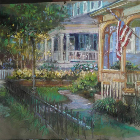 Cape May Summer Street