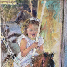 Happiness is a Ride on a Carousel