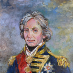 Admiral Lord Horatio Nelson
