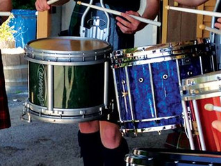 Let's get mad on drumming