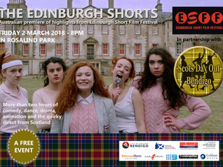 EdShorts - director Paul Bruce on this year's SDO premieres