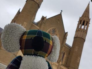 He's travelled the world … now Bendigo Mac checks out home town ahead of SDO2018