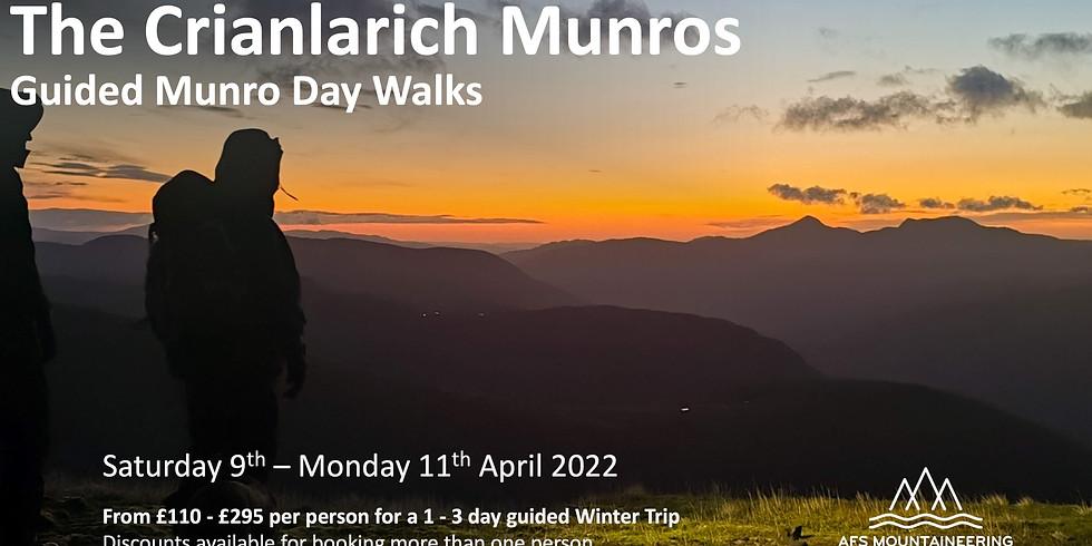 Join 1 Day - The Crianlarich Munros