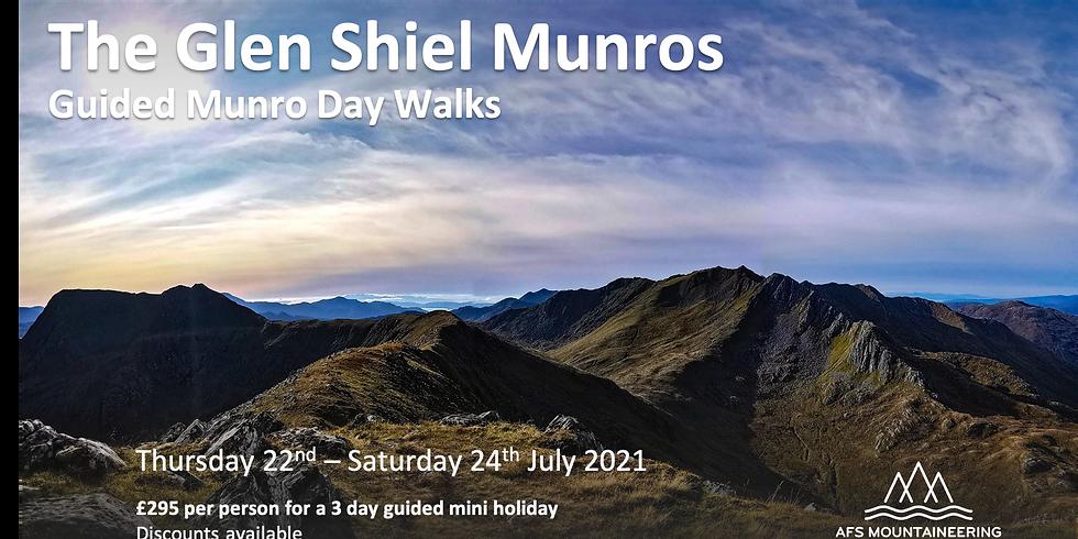 The Glen Shiel Munros Mini Holiday