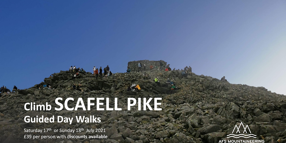 Scafell Pike - Saturday 17th July 2021