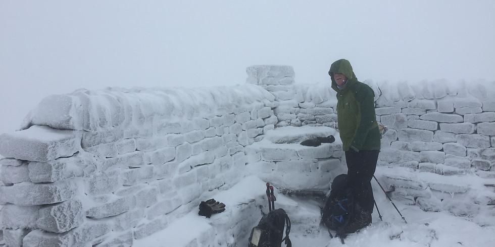 Winter Yorkshire Three Peaks Challenge