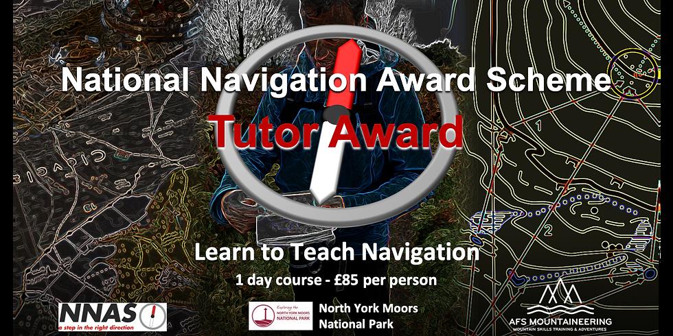 NNAS Tutor Award - 12th December 2020