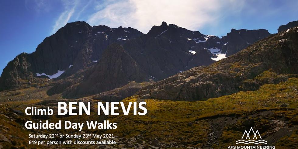 Ben Nevis 2nd August 2021