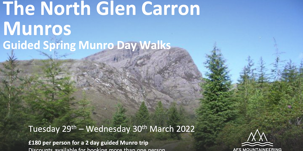 North Glen Carron Munros
