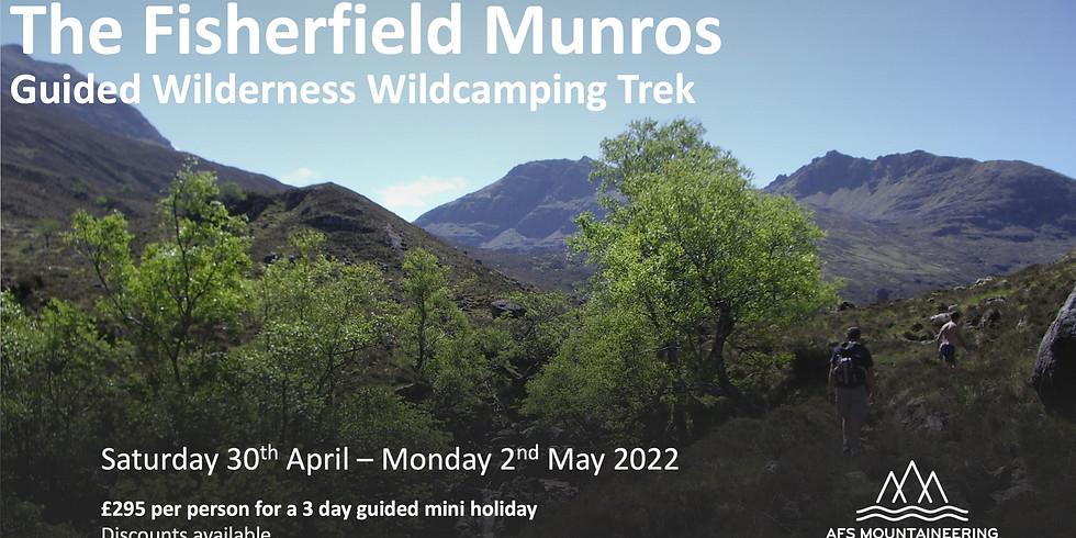 The Fisherfield Wilderness Trek Spring 2022