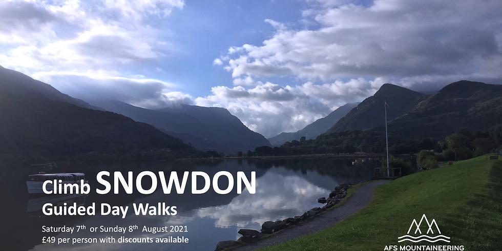 Snowdon - Sunday 8th August 2021