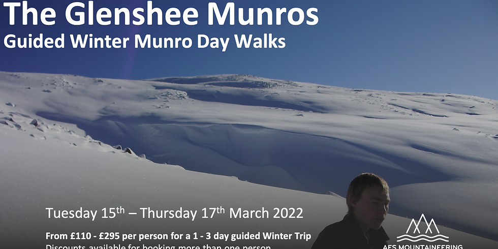 Join 1 Day - The Glenshee Munros