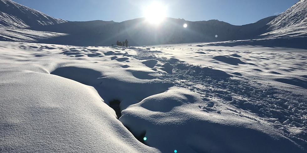 Cairngorms Weekend of Winter Walking