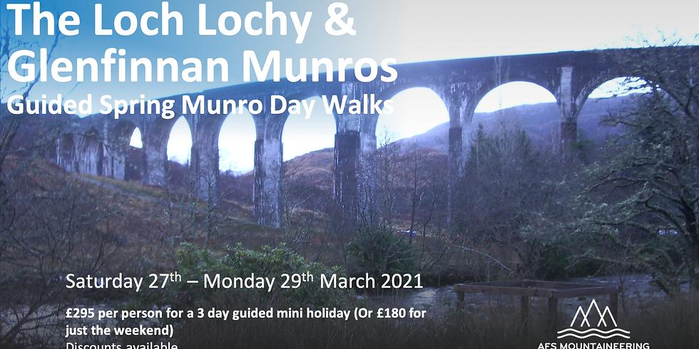 Join 1 Day Glenfinnan & Loch Lochy Munros