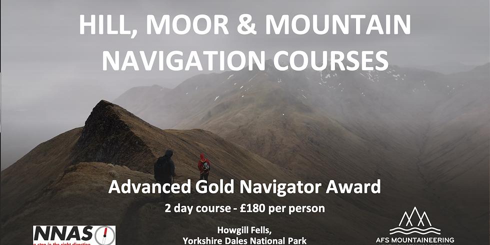 Gold NNAS Navigator Award 1-2 September 2021